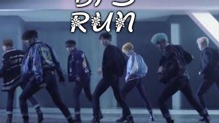 getlinkyoutube.com-BTS Run Jap. Ver. Backwards