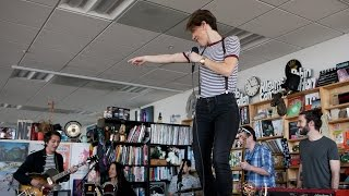Monika: NPR Music Tiny Desk Concert