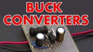 Switch mode power supply tutorial: DC-DC buck converters