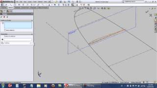 getlinkyoutube.com-how to loft a wing in solidworks