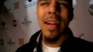 J. Cole of Roc Nation - 90 Second Interview