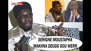 Ce marabout mouride confirme Serigne Moustapha et démontre comment éjecter un président de son....