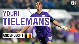 getlinkyoutube.com-Youri Tielemans | Anderlecht | Goals, Skills, Assists | 2015/16 - HD