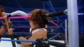 getlinkyoutube.com-Layla vs Alicia Fox WWE Smackdown 10/5/12