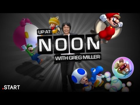 E3 2012 Day 2 Summary (Nintendo, Gears of War, THQ) - Up at Noon