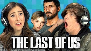 getlinkyoutube.com-THE LAST OF US: PART 1 (Teens React: Gaming)
