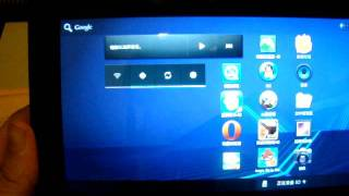 getlinkyoutube.com-Ainol Novo 7 Aurora IPS Android 4.0.1 Tablet Unboxing Review PT. 1