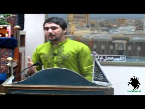 Kaabe Main Aa Rahe Hain Ali (a.s.) - Farhan Ali Waris - Birmingham (UK) - 4 June 2012/13 Rajab 1433