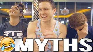 FITNESS & NUTRITION MYTHS EXPOSED (They Want Your $$$)