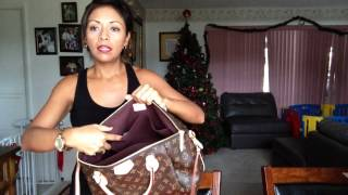 getlinkyoutube.com-Turenne GM in Monogram canvas by Louis Vuitton unboxing and review
