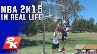 getlinkyoutube.com-NBA 2K15 IN REAL LIFE