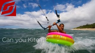 Can you kite it?