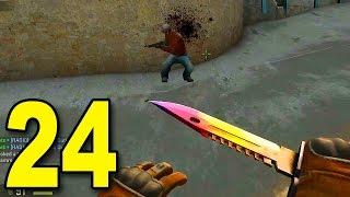 getlinkyoutube.com-CS:GO - Part 24 - BAYO FADE KILL! (CounterStrike: Global Offensive Gameplay)