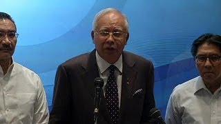 نخست وزیر مالزی تغییر مسیر عمدی پرواز ام اچ ۳۷۰ را تائید کرد