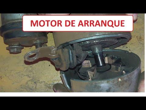 ?Motor Arranque. Reparacion.