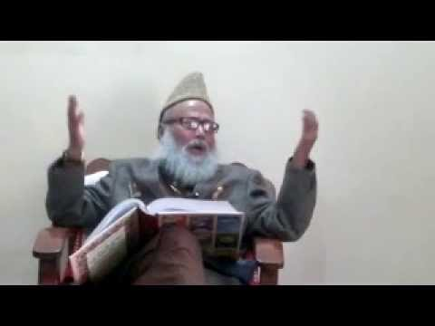 Darse Quran by Shaikh ul  Hadees,  Allama Ghulam Rasool Saeedi in Feb. 2012 Part 1.mp4