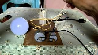 membuat generator mini