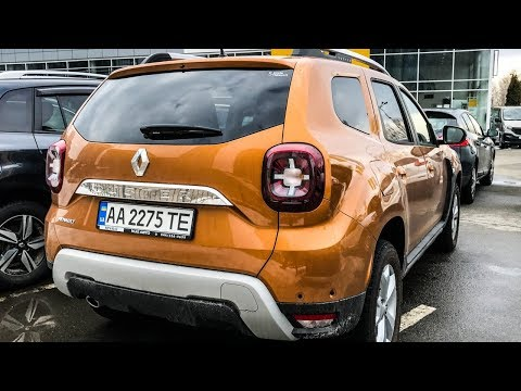 Renault Duster 2018: что с ним сделали???