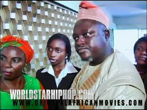 African Man And His 4 Wives At American Embassy [AFRICAX5.TV]