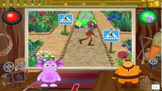 getlinkyoutube.com-Лунтик Развивающие игры для детей   Лунтик учит правила