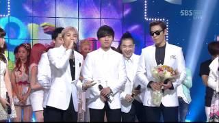getlinkyoutube.com-BIGBANG_0417_SBS Inkigayo_LOVE SONG_1st Award