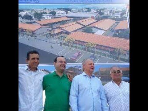 Palestina vai receber Escola de mais de R$ 4.000.000.00