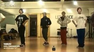 getlinkyoutube.com-[Cut] B2ST Beautiful+The Fact+Fiction_Practice Video [HD]