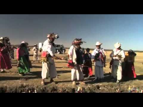 Documental Huichol - Flores en el desierto