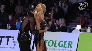 getlinkyoutube.com-2014 GrandSlam Latin Tallinn | The Semi-Final Reel | DanceSport Total