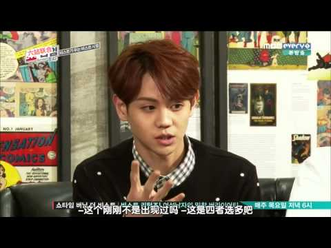 [中字] 140410 Showtime Burning the BEAST EP 1 Full