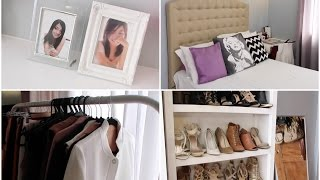 getlinkyoutube.com-BEDROOM Tour 2017 (Mejo Personal mga BES!!!) Michelle Dy