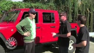 "getlinkyoutube.com-American Expedition Vehicles' ""Brute"" Wrangler on CarCast with Adam Carolla"
