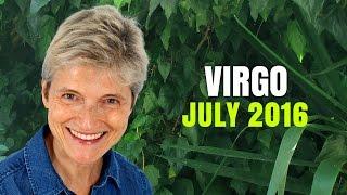 getlinkyoutube.com-VIRGO JULY 2016 ASTROLOGY HOROSCOPE - You're back on track!