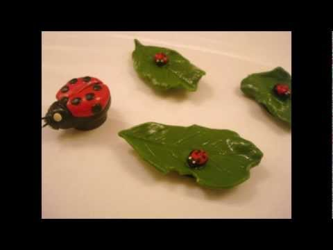 Lady Bug Magnet tutorial