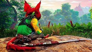 BIOMUTANT New Gameplay Trailer (2018) PS4 / Xbox One / PC