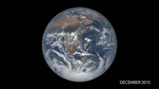 getlinkyoutube.com-One Year on Earth – Seen From 1 Million Miles