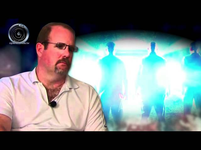 IUFOC UFO Researcher of the Year 2015: John Burroughs