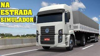 getlinkyoutube.com-TESTANDO O GAME - NA ESTRADA SIMULADOR