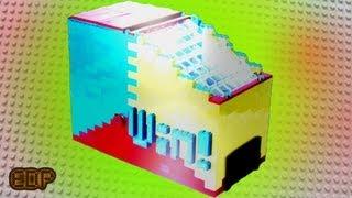 getlinkyoutube.com-Astonishing Lego Coin Pusher (EDP)