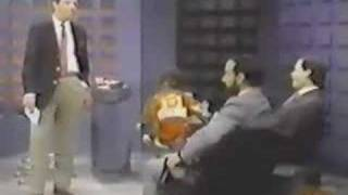"getlinkyoutube.com-Lloyd Kaufman on ""The Morton Downey, Jr. Show"""