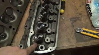 94 Mustang GT GT40P head swap project