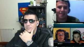 getlinkyoutube.com-Live Conversando com os Pinguins =P