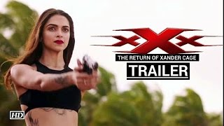 Watch Deepika Padukone as Serena | Teaser 'xXx: The Return of Xander Cage'