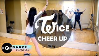 "getlinkyoutube.com-Twice ""Cheer Up"" Dance Tutorial (Pre-Chorus, Chorus)"