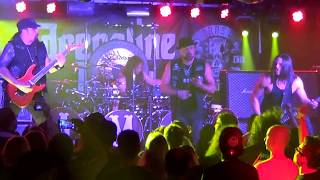 Adrenaline Mob @Webster Hall, NYC 6/17/17 King Of The Ring