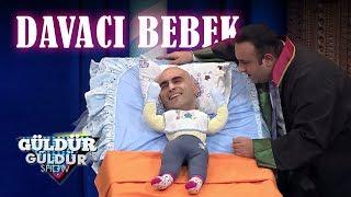 getlinkyoutube.com-Güldür Güldür Show 95. Bölüm, Davacı Bebek Skeci