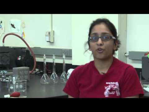 Sejal Shah '14 Summer Research 2103