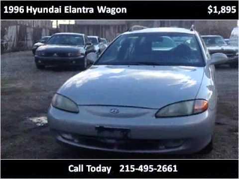 Brunswick Preowned Hyundai >> 1996 Hyundai Elantra Problems, Online Manuals and Repair Information