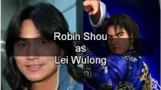 Tekken 2009 Film - Cast of Characters