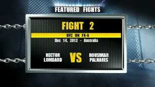 getlinkyoutube.com-UFC on FX 6: Hector Lombard vs Rousimar Palhares preview and breakdown